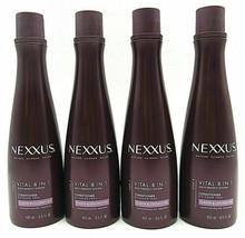 Nexxus Protein fusion Conditioner 8 In 1 Elastin & Coconut Oil 4-13.5 Oz... - $27.67