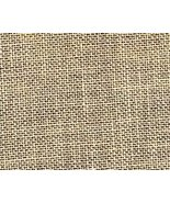 Summer Khaki 36ct Edinburgh Linen 18x27 1/4yd cut cross stitch fabric Zw... - $14.85