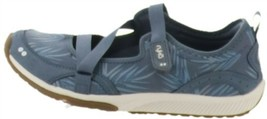 Ryka Adjustable Mesh Mary Jane Sneakers Kailee Palm Spring Denim 8.5M NE... - €56,90 EUR