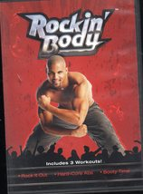 Rocking Body Workouts DVD - $4.95