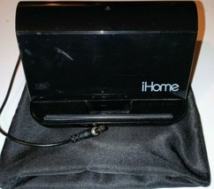iHome Portable Stereo Speaker System for iPods & Mp3 Players IHM10 Black - $8.00