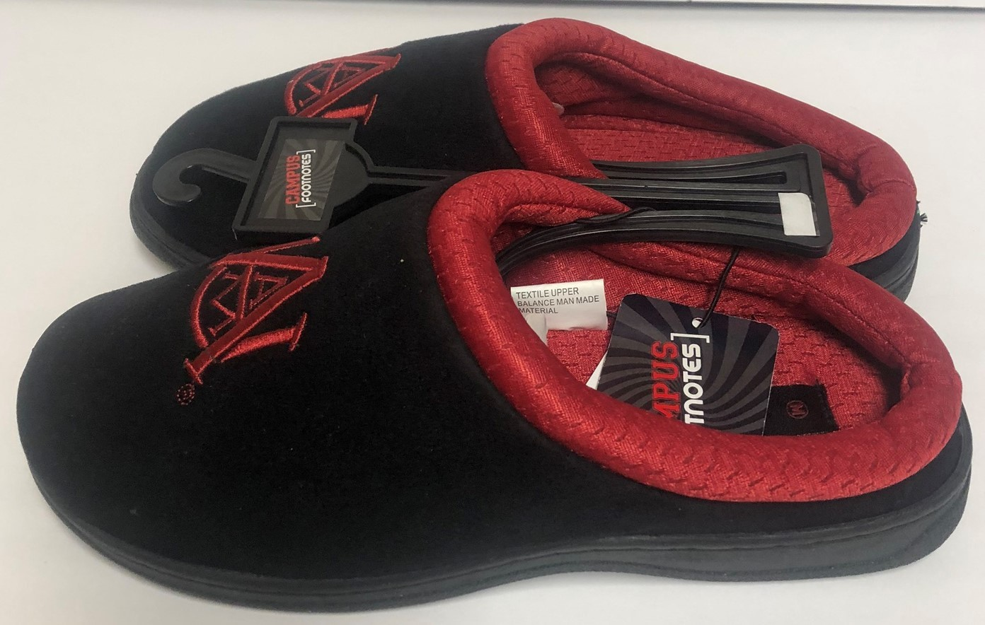Alabama A&M University Men's Slippers Shoes Sz 9/10 image 4
