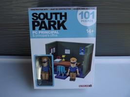 McFarlane Construction Sets South Park PC Principal and Principals Office - $13.09