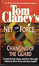 Changing of the Guard (Tom Clancy's Net Force) - $3.50