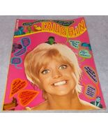 Laugh In Fan Magazine January 1969 Vol 1 No 3 Rowan and Martin Goldie Hawn - $35.00