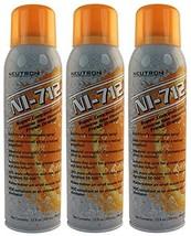 NI-712 Odor Eliminator, Orange Continuous Spray -3 PACK