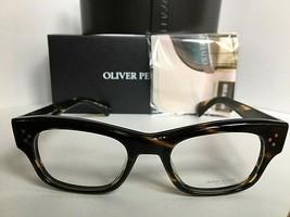 New Oliver Peoples OV 5229 1003 Bradford Havana 50mm  Eyeglasses Frame I... - $229.99