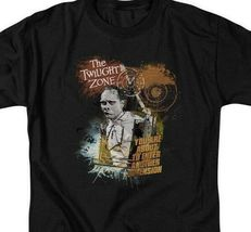 The Twilight Zone t-shirt Another Dimension retro Sci-Fi TV graphic tee CBS765 image 3