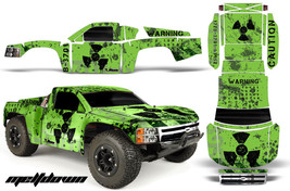 Amr Rc Graphic Decal Kit Upgrade Proline Chevy Silverado 4 Traxxas Slash - Melt - $29.65