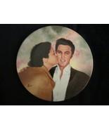 ELVIS AND GLADYS collector plate ELVIS PRESLEY Legend #5 Bruce Emmett - $55.00