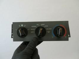 #7216N Pontiac Bonneville 96 97 98 Dash Temp Ac Heat Air Climate Control Switch - $15.84