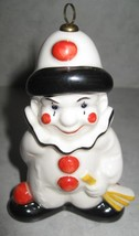 Goebel Clown Ornament 1983 w/ box W. Germany signature FREE shipping - $13.57