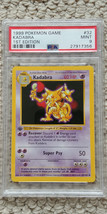 Pokemon Kadabra 32/102 1st Edition Base Set PSA 9 Pokemon Game 1999 Shadowless - $59.99