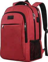 MATEIN Travel Laptop Backpack With USB Charging Port Business Anti Theft... - $49.49