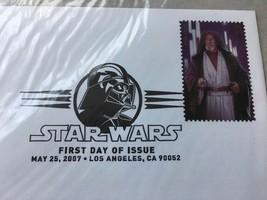 First Day of Issue Ceremony Program-Star Wars Obi Wan Kenobi Stamp-5/25/... - $7.99