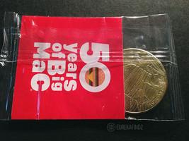 McDonald's 50 Years of Big Mac Anniversary Gold MacCoin 1978-1988 New & ... - $11.99