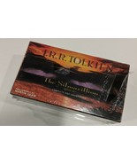 J.R.R Tolkien The Silmarillion By Martin Shaw 12-Audio Cassette Boxed Set NEW - $59.40