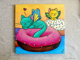 Donut kitties  1  thumb200