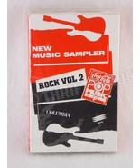 Coca Cola New Music Sampler Rock Volume Vol 2 Cassette Tape 1991 Bruce D... - $8.90