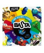 Disney Pixar~Basta~Juego de Mesa~Board Game Spanish Version~Excelente pa... - $45.53