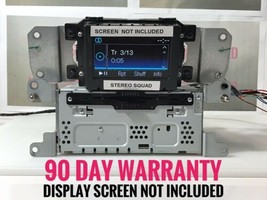 """""""FO629"""" Tested 13 14 15 Ford Fusion CD MP3 Player Radio OEM DS7T-19C107-AK - $88.25"""