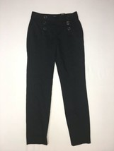 Express Sailor Ankle Pants Size 00 Reg Inseam 27 Black NWT   - $58.05