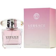 Versace Bright Crystal By Gianni Versace Edt Spray 1 Oz - $72.00