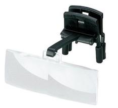 ESCHENBACH 1646-213 eyeglass-type clip loupe la... - $163.08