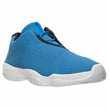 Air Jordan Mens Future Low Photo Blue Black Shoes 718948 400 Size 9 image 3