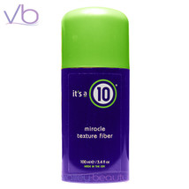 IT'S A 10 Miracle Texture Fiber 100ml, Defining Cream, Texturizer, Made In USA - $36.10