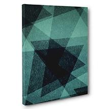 Abstract Angles CANVAS Wall Art Home Décor - $34.65