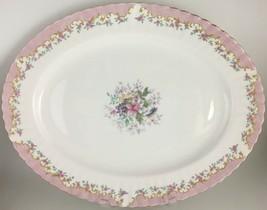 "Royal Albert Serenity Oval serving platter 15 "" - $100.00"