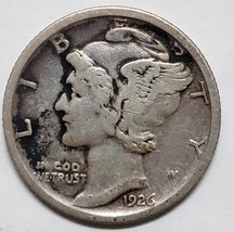 1926S Mercury Silver Dime 10¢ Coin Lot MZ 4801