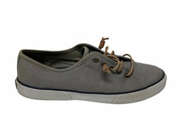 Sperry Pier View Memory Foam Slip On Fashion Sneakers Gray Size 10 M sts95729 - $22.76