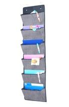 Onlyeasy Wall Mount Hanging File Folders - Over Door Hanging Storage Org... - $18.94