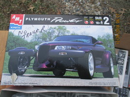 AMT Plymouth Prowler 1/25 scale no trailer - $12.99