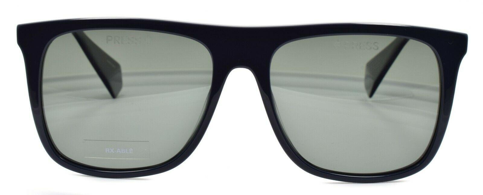 Polaroid PLD 6046/S/X PJPUC Men's Sunglasses Polarized 56-17-150 Blue / Gray