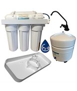 AFWFilters Alpha AFW 5-Stage Ultra Pure Safe Drinking Reverse Osmosis Wa... - $254.26