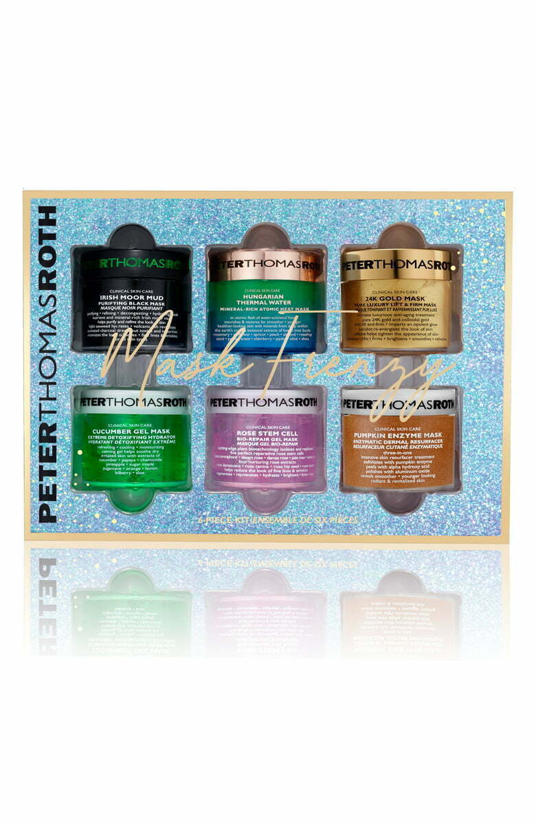 Primary image for Peter Thomas Roth Mask Frenzy 6-piece Kit #1 (2775)