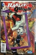Harley Quinn #9 DC Comics 2013 Selfie Variant Cover - $26.94
