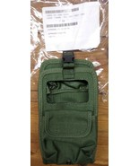 ELECTRONIC COMMUNICATIONS EQUIPMENT CASE POUCH CELL PHONE RADIO GPS METER - $6.76