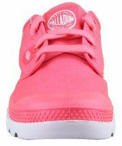 Palladium Pampa Oxford Lite Pink Gray Shoes Dri-Lex Sweat Control Breathability image 5
