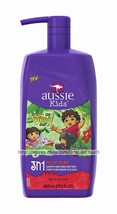 AUSSIE KIDS 3in1 MELON HEAD 29.2 oz Go Diego Go! SHAMPOO+BODY WASH+CONDI... - $9.79