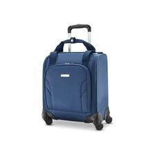 Samsonite Underseat Spinner with USB Port Ocean Travel Luggage Rolling Suitcase - $84.09