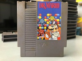 Dr. Mario, Nintendo Entertainment System (NES) 1990, Tested - $6.61