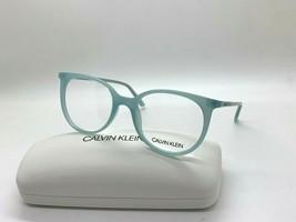 Calvin Klein Ck 19508 450 Milky Light Blue Eyeglasses Frames 49-18-135M/CASE - $43.62