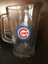 Chicago Cubs 60oz Glass Pitcher - $27.00