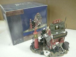 Department 56- RETIRED- 55121 The Abandoned Gas PUMP- New In BOX- L110 - $29.35