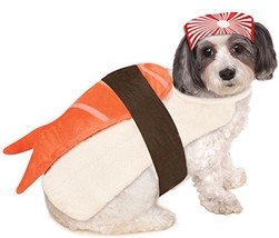 Rubie's Sushi Pet Costume, Small - €14,35 EUR