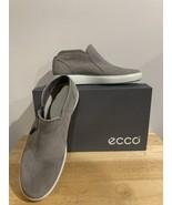 ECCO SOFT 7 Bootie Warm Grey/Powder Womens - $60.00